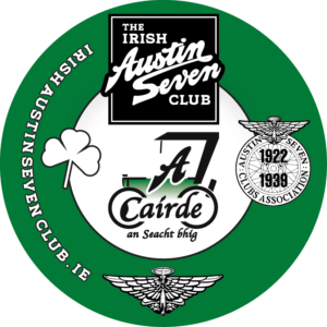 Irish Austin Seven Club Logo